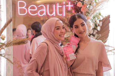 Pancarkan Cantik Alami dari Dalam dengan YOUVIT Beauti+