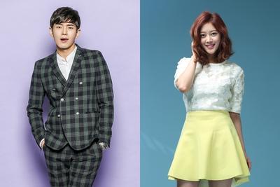 On Joo Wan & Jo Bo Ah