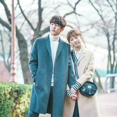 Nam Joo Hyuk & Lee Sung Kyung