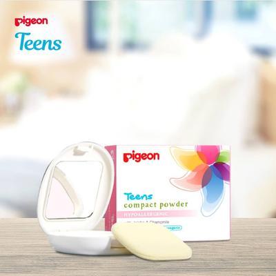 Pigeon Compact Powder Hypoallergenic
