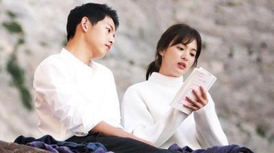 Awal Perjalanan Cinta Song Hye Kyo dan Song Joong Ki Mulai dari Berteman-Berpisah