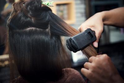 2. Pastikan Rambut Bersih