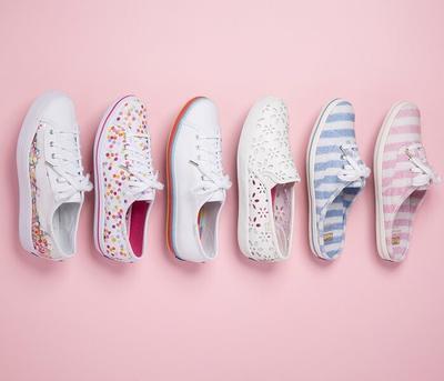 Keds X Kate Spade New York Triple Kick Confetti Sneakers