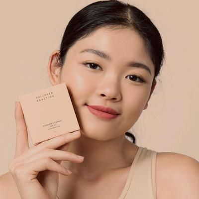 Review: Rollover Reaction Cushion Compact Tinted Moisturizer, Cushion Ringan untuk Sehari-hari