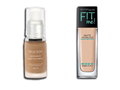 [FORUM] Lebih Bagus Wardah Exclusive Liquid Foundation atau Maybelline Fit Me Foundation?