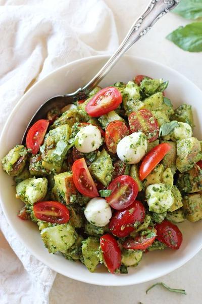 Salad Lengkap