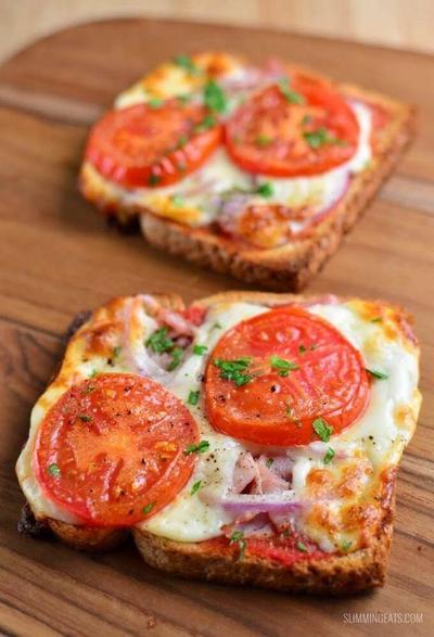 Cara Membuat Sandwich Tomat