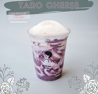 Taro Cheese