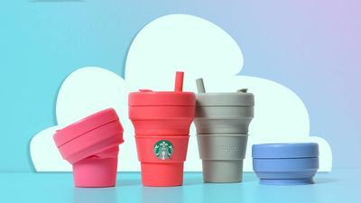 Yuk, Kurangi Sampah Plastik dengan Foldable Cup!