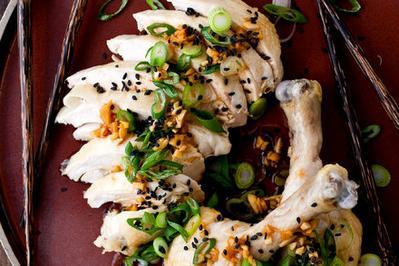 Ayam Kukus Jahe