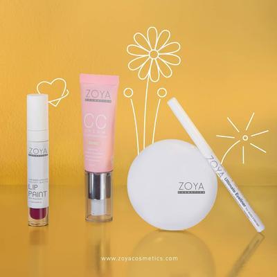 3.  Zoya Cosmetics