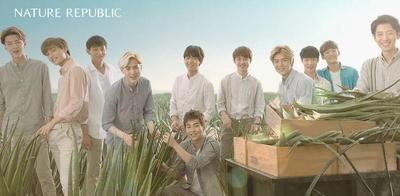 Exo Dipilih Sebagai Brand Ambassador