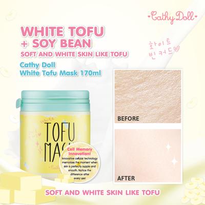 Cathydoll White Tofu Mask
