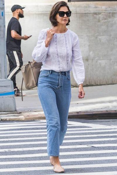 Jeans & Atasan Blouse
