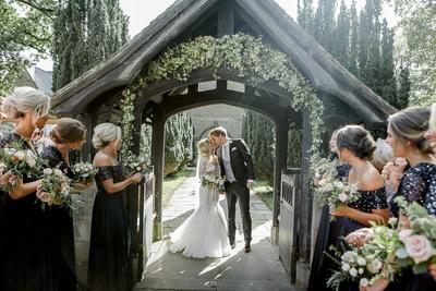 [FORUM] Ngeliat pesta pernikahan outdoor temanya garden party kelihatannya seru deh, tertarik?