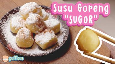 Gak Perlu Jauh ke Taiwan, Resep Susu Goreng Ini Bisa Kamu Coba di Rumah