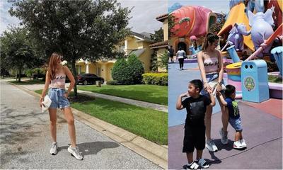 2. Berkunjung ke Universal Orlando