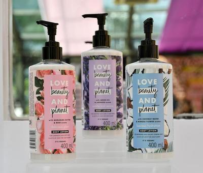 Hadir di Indonesia! Love, Beauty and Planet, Produk Body Care yang Ramah Lingkungan