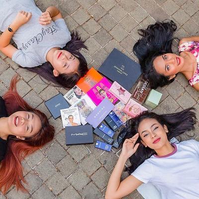 Hari Anak, Yuk Kenalan dengan 5 Beauty Vlogger di Bawah 16 Tahun Ini