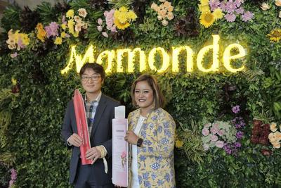 Mamonde, Perawatan Kecantikan Berbahan Bunga dari Korea Hadir di Indonesia