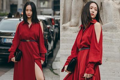 Inspirasi Fashion Style Krystal FX yang Menawan