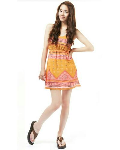 7. Mini Dress yang Memberi Kesan Girly