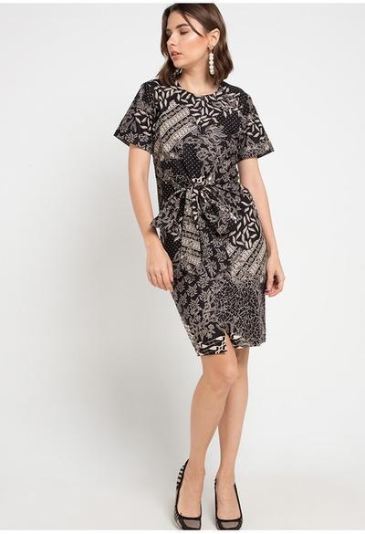 Dress Span Batik