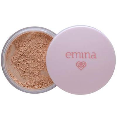 3. Emina Bare With Me Mineral Loose Powder