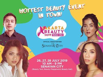 Tips Sebelum Berburu Makeup dan Skincare di Jakarta X Beauty 2019!
