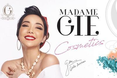 7 Produk Madame Gie, Makeup Gisella Anastasia yang Murah Meriah!