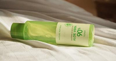 Tinggal Spray, Nature Republic Aloe Vera Toner Punya Segudang Manfaat untuk Kulit