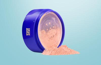 5. Natural Finish Powder