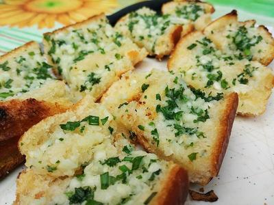 3.Roti Garlic