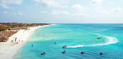 2. Pantai Varadero, Kuba