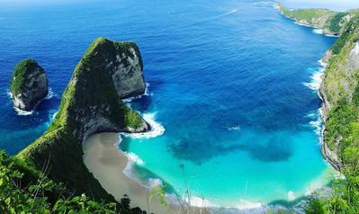 5. Pantai Kelingking, Bali