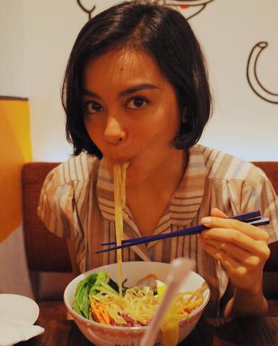 3 Manfaat Utama Jadi Vegetarian, Seperti Eva Celia Latjuba