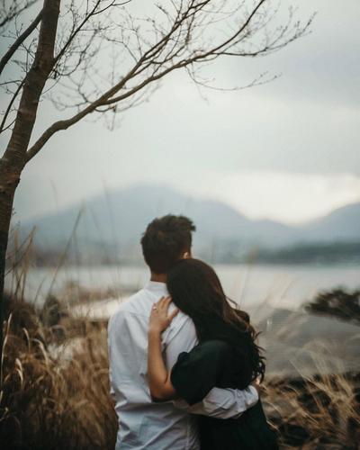Ide Foto Prewedding Boy William dan Kekasih, Simpel Tapi Romantis!