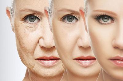 Mengencangkan kulit wajah