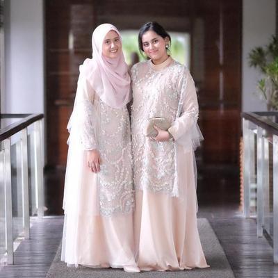 5. Konsep Ceria Bridesmaid Syar'i