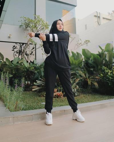 Rekomendasi Baju Olahraga Merek Lokal untuk Hijabers