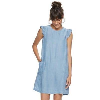 5. Ruffle Dress