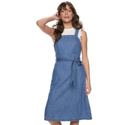 7. Denim Dress