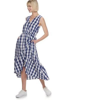 8. Asymmetric Dress