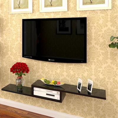 5. Tempatkan TV pada Dinding