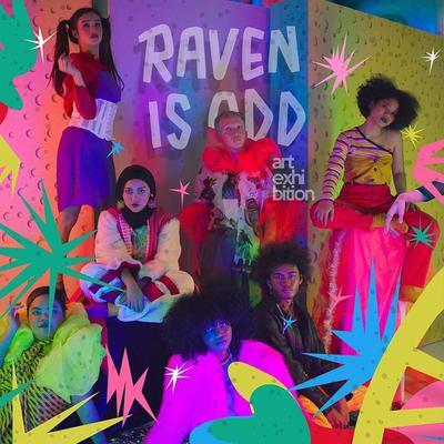 Potret Public Figure di Raven is Odd, Instalasi isu Kesehatan Mental Milik Rachel Vennya