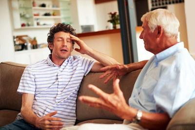 Bicaralah Pada Keluarga