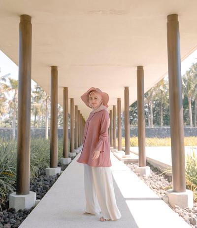 Warna Hijab Pastel