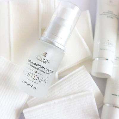La Tulipe Essential Whitening Serum