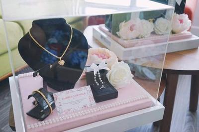 Seserahan Berupa Perhiasan
