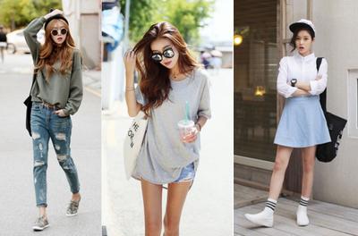 Item Fashion yang Harus Kamu Punya untuk Dapatkan Tampilan Korean Style